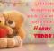 shayari for teddy day